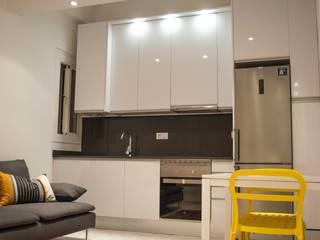 Cocinas modernas de Escarra arquitectos y asociados SAS Moderno