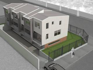 Condominio Buenaventura Materia prima arquitectos Condominios