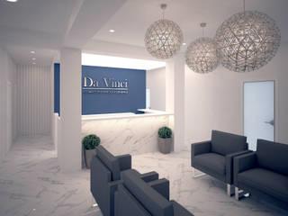 холл в стоматологической клинике: Больницы в . Автор – TiM interior design