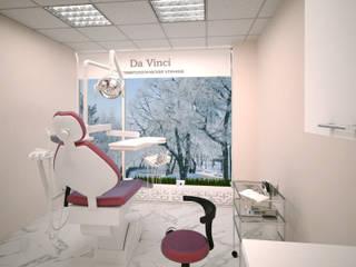 терапевтический кабинет: Больницы в . Автор – TiM interior design