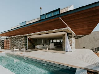 5 Fin Whale Way Minimalist house by SALT architects Minimalist