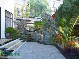 Công ty CP tư vấn thiết kế và xây dựng V-Home