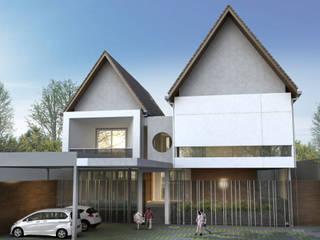 Mr.A House Oleh CV Berkat Estetika Modern