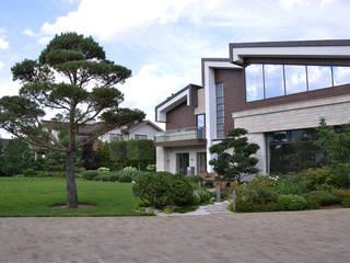ARCADIA GARDEN Landscape Studio สวนหน้าบ้าน