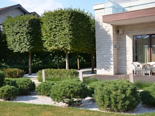 の ARCADIA GARDEN Landscape Studio モダン