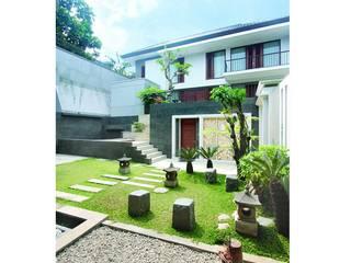 Sukamulya House Oleh CV Berkat Estetika Tropis