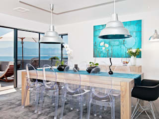 Living room by Overberg Interiors