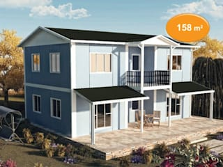 EMİN PREFABRİK DOĞU Prefabricated home