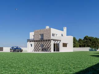 Single-Family House por 3D ART - Image|Film|Print