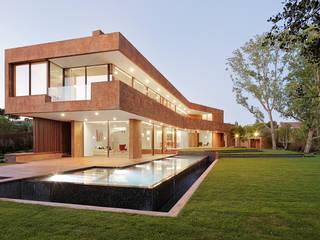 Arquitectura minimalista en Madrid de Otto Medem Arquitecto vanguardista en Madrid Minimalista