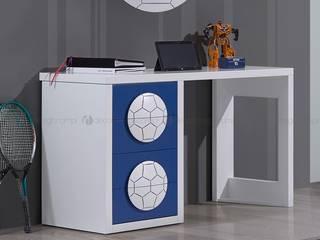 Decordesign Interiores Habitaciones infantilesEscritorios y sillas Aglomerado Azul