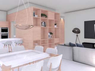 Casa das Senhoras por ARAMADO arquitetura+interiores Moderno