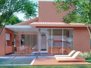 von ARAMADO arquitetura+interiores Modern