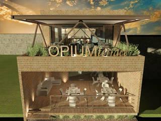 Restaurant Opium de IPALMA ARQUITECTOS