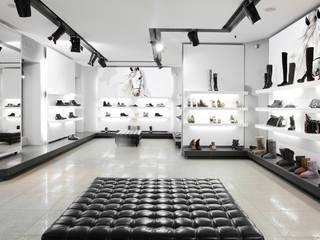 Papel tapiz personalizado para tu negocio Paredes y pisos de estilo minimalista de Kromart Wallcoverings - Papel Tapiz Personalizado Minimalista