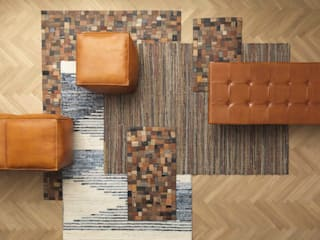 ANCHOVI Living roomAccessories & decoration Leather Brown