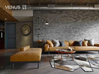 industrial  by VENUS訂製家具, Industrial
