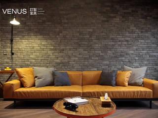 沙發訂製:   by VENUS訂製家具
