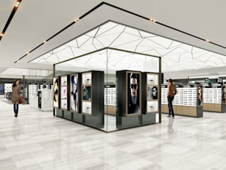 Commercial Spaces by Metaverse,