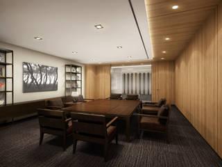 Office buildings by Metaverse,