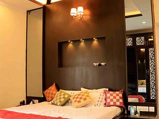 Home Interior Design of Arpita Mukharjee: classic  by Cee Bee Design Studio,Classic
