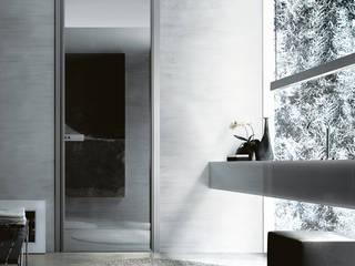 Rimadesio Spin luxe binnendeuren Italiaans design:  Glazen deuren door Noctum, Modern