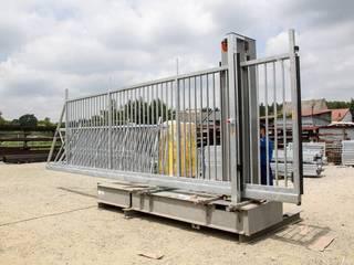 Rakstal - Bramy i ogrodzenia JardinClôture & murs Aluminium/Zinc