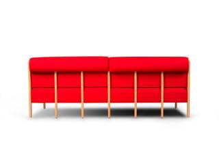 COD sofa:   por Porventura,Moderno