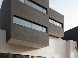 Houses by AGi architects arquitectos y diseñadores en Madrid,
