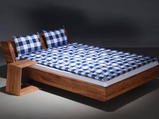 Łóżko LUGO od mazzivo Nowoczesny