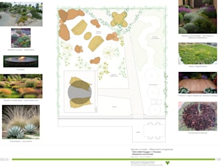 Oriana Leone Landscape Architect Mediterranean style gardens