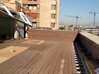 Terrasse von Constructora Las Américas S.A.