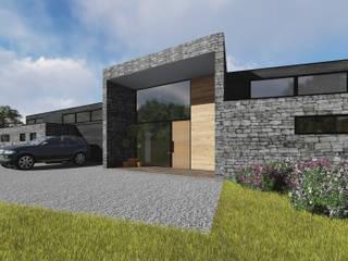 by Pro Aus Arquitectos Modern