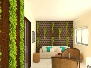 Projeto Residencial - Igarassu por Wendely Barbosa - Designer de Interiores Moderno