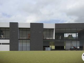 Casa Gómez de Taller Once Arquitectura Moderno