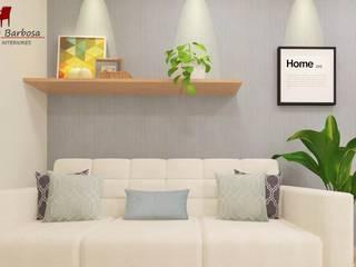 Projeto Residencial - Jardins do Frio (Paulista) Salas de estar modernas por Wendely Barbosa - Designer de Interiores Moderno
