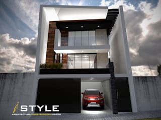 modern  by STYLE Arquitectura, Modern