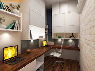 LIBRARY DESIGN :   by Matter Of Space Pvt. Ltd.