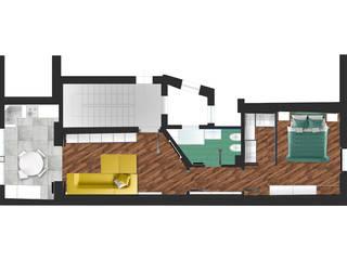 DUOLAB Progettazione e sviluppo Floors Wood Brown
