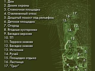 Вокалист 01      В единении с природой: Сады в . Автор – ООО GeoGraffiti