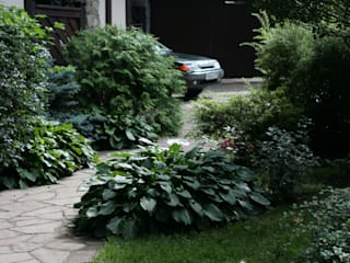 Jardines de estilo minimalista de ООО GeoGraffiti Minimalista
