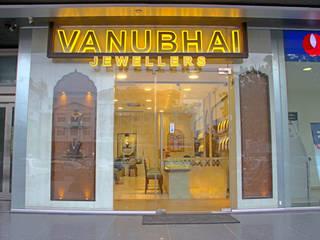 VANUBHAI JEWELLERS by Inklets studio Asian