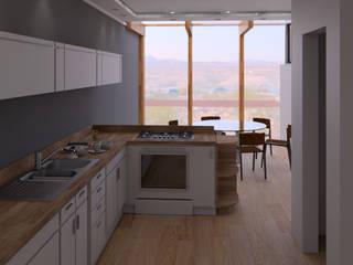 Remodelación Casa Habitación de AD Arquitectura Y Construccion Minimalista