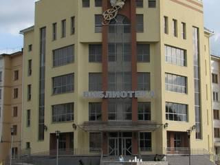 Centros de exposições clássicos por Производственная фирма 'Живая Сталь' Clássico