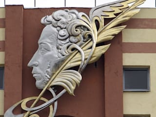 Klassische Kongresscenter von Производственная фирма 'Живая Сталь' Klassisch