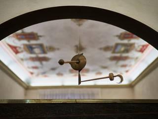 Residenza d'epoca a Siena Soggiorno classico di Matteo Castelli fotografia Classico