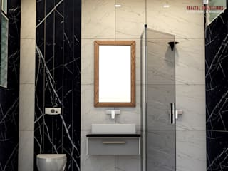 Bathroom :   by Fractal Projections