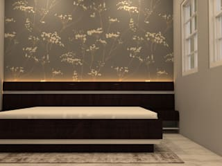 Laminate selection for master bedroom:   by Fractal Projections