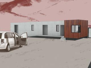 Museo mina San José Materia prima arquitectos Casas de estilo industrial