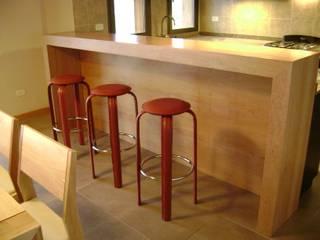Cocinas integrales de estilo  de Fabiana Ordoqui  Arquitectura y Diseño.   Rosario | Funes |Roldán, Escandinavo